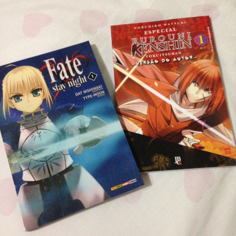 fate stay night kenshin