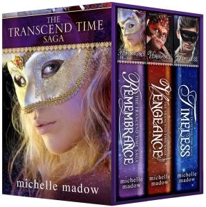 Michelle Madow TranscendTime 3D Bundle