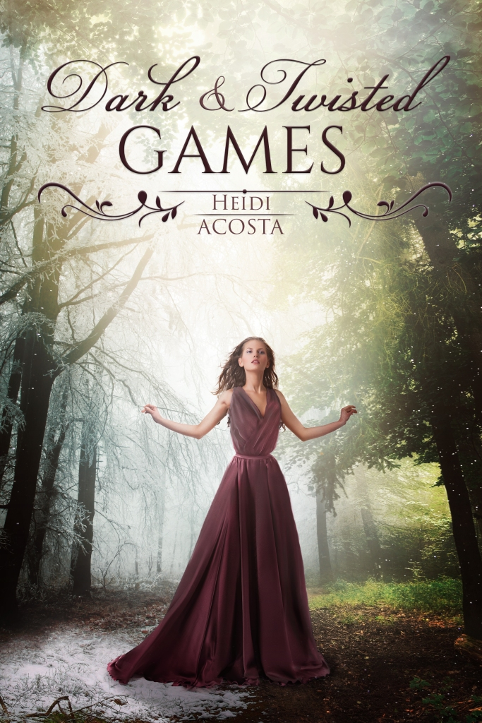 Dark&Twisted Games ebook cover