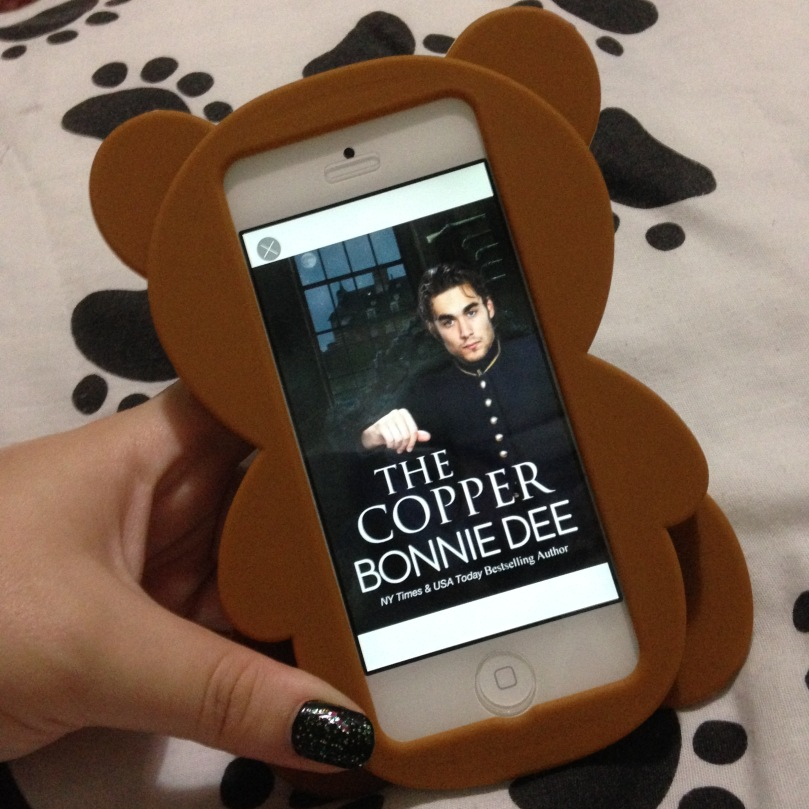 the copper ipod