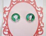 101 dalmatas earring