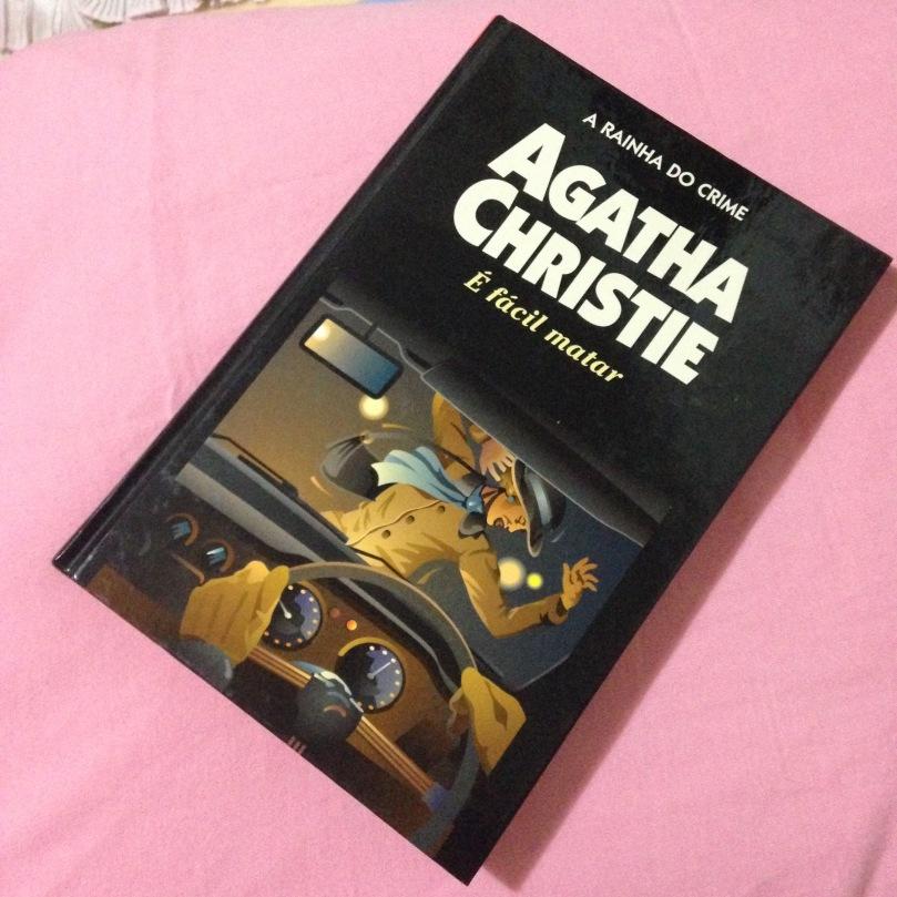 it's easy to kill agatha christie
