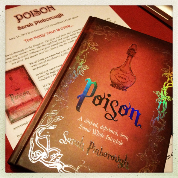 poison - picture from Kate N MagicKitten blogs