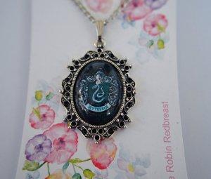 slytherin necklace