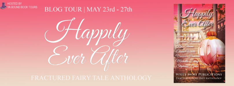 Happily Ever After tour banner