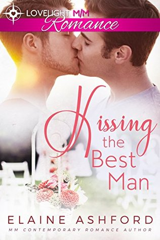 kissing the best man