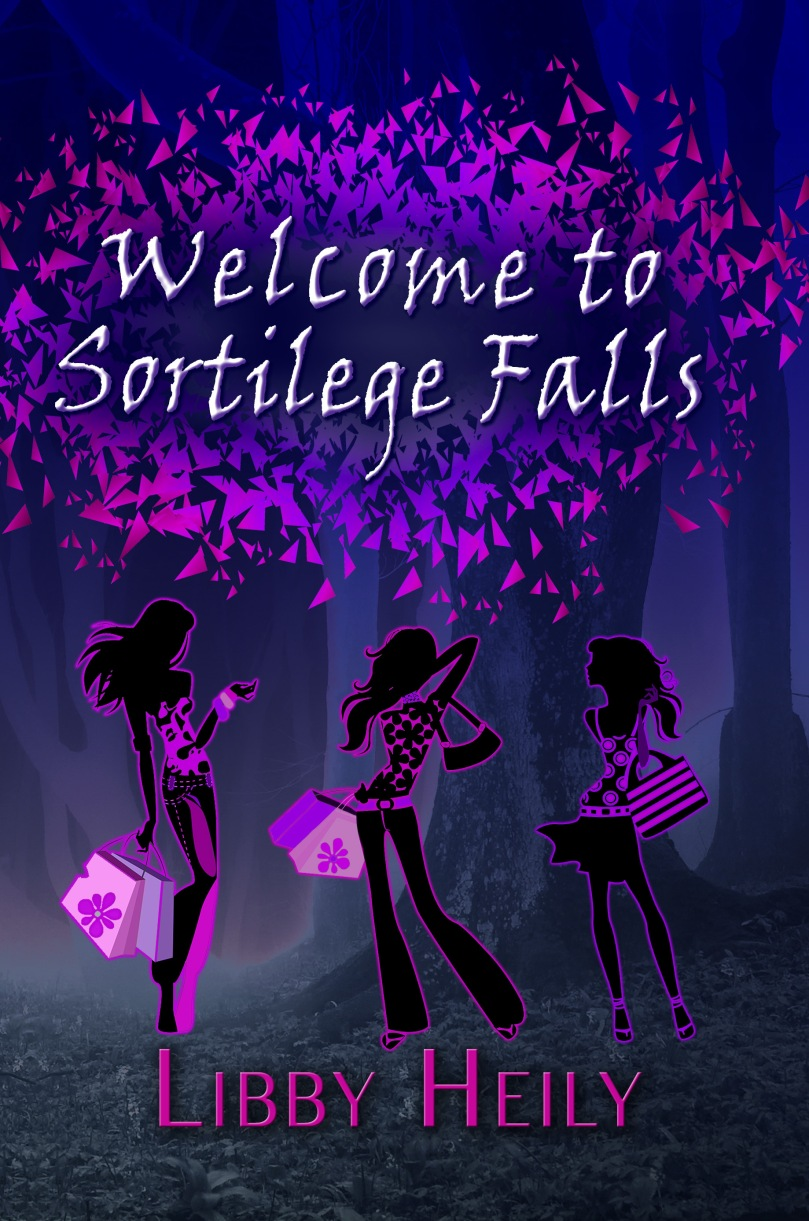 Welcome to Sortilege Falls cover