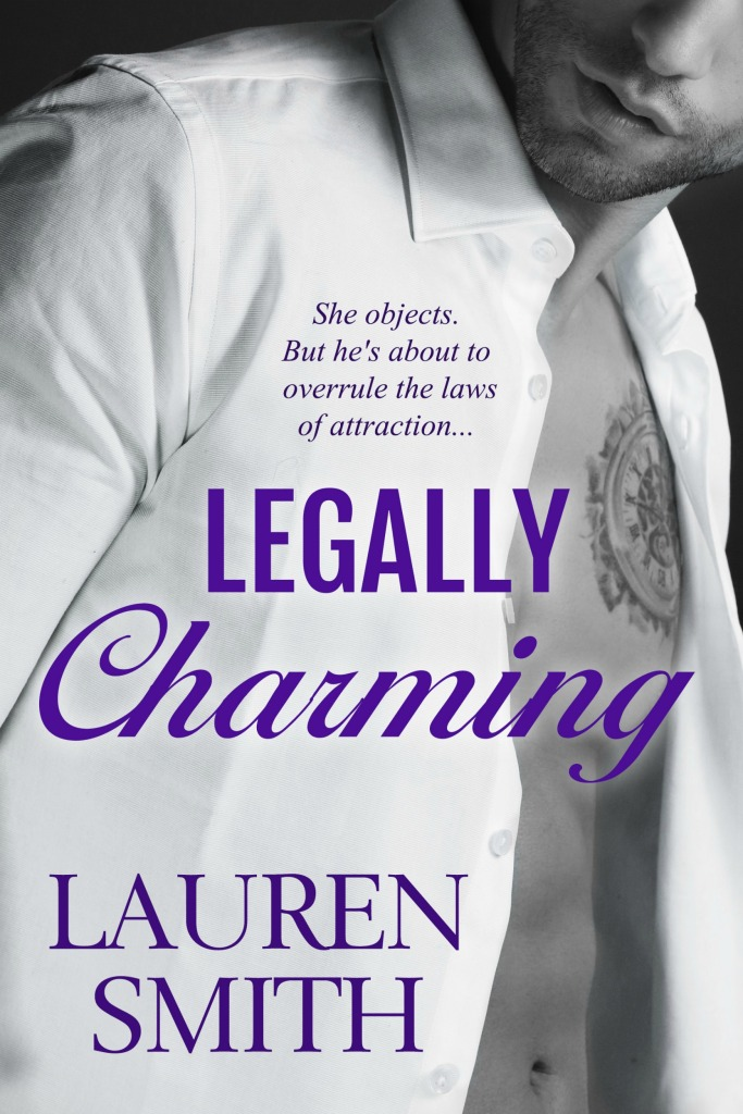 Legally Charming Ebook Cover